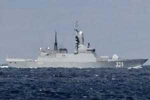 Pertama Kalinya, 10 Kapal Perang Rusia dan China Bersama-sama Dekati Jepang