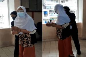 Pengadilan Malaysia Hukum Gantung Wanita Tua Pedagang Ikan dengan 9 Anak