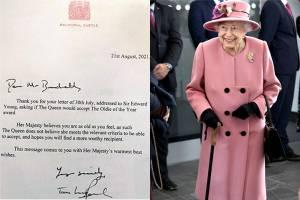 Sadar Tak Memenuhi Kriteria, Ratu Elizabeth II Tolak Penghargaan Oldie of The Year