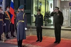 Jenderal Top Iran Tiba di Moskow untuk Teken Penguatan Kerjasama Militer