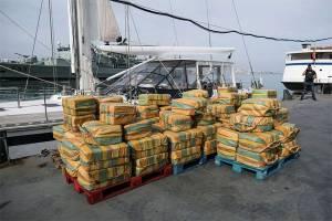 Aparat Gabungan Portugal dan Spanyol Sita Kokain Senilai Rp3,2 Triliun dari Perahu Layar