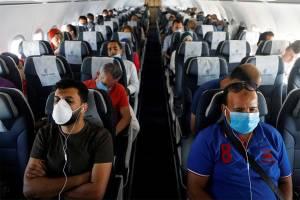 Penumpang Maskapai Ini Tak Perlu Lagi Kenakan Masker Selama Penerbangan
