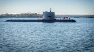 Tegang, Kapal Selam Swedia Pasang Torpedo Aktif Seiring Latihan Perang Rusia