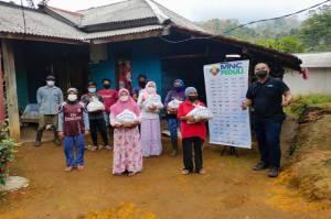 Terima Sembako dari MNC Peduli, Warga Bogor: Terima Kasih, Kami Sangat Terbantu