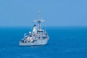 Pertama Kali dalam 7 tahun, Kapal Penyapu Ranjau AS Masuk Laut Merah