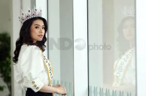 Jelang Miss World 2021, Carla Yules Jalani Serangkaian Perawatan Tubuh