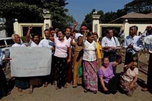 Baru Dibebaskan, 110 Aktivis Myanmar Ditangkap Lagi oleh Junta Militer
