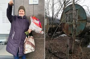 Wanita Siberia Ditemukan Tinggal di Tong Selama 35 Tahun