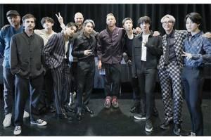 Animator Indonesia Ikut Garap Video Klip My Universe milik Coldplay X BTS