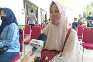 Warga Sambut Baik Vaksinasi Massal Partai Perindo di Lido Bogor