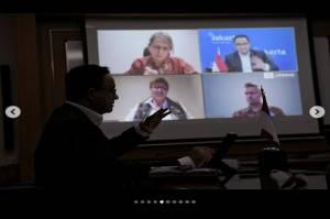 Hari PBB, Anies Tawarkan Kolaborasi Program-program untuk Jakarta