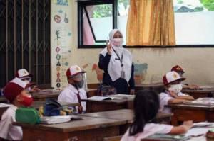 Besok, 10 Persen SD di Kota Tangerang Gelar Belajar Tatap Muka Terbatas