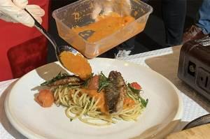 Chef Selebriti Berikan Tips Padukan Pasta Italia dengan Masakan Indonesia