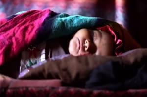 Bayi Afghanistan Dijual Rp7 Juta oleh Keluarganya yang Kelaparan