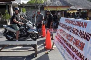 Pantai Padang Galak Denpasar Diperketat Pengawasannya