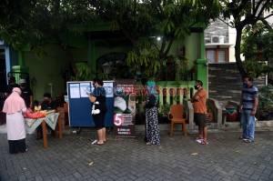 Perkuat Basis Ekonomi, Warga Surabaya Dirikan Pasar Nol Kilometer