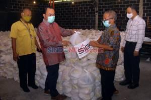 Sambut Idul fitri 1441 H, SIG Salurkan 64.601 Paket Kebutuhan Pokok