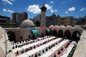Muslim di Sejumlah Negara Kembali Menggelar Ibadah Salat Jumat