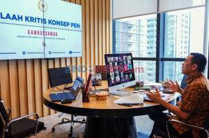 Pandangan Anggota DPR Komisi XI Kamrussamad Terkait Penerapan New Normal