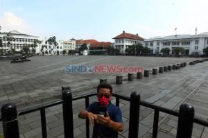 Kawasan Wisata Kota Tua Jakarta Bersiap Terapkan Protokol New Normal