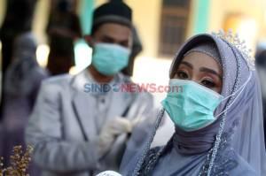 Menikah di Masa Pandemi Corona, Pengantin Wajib Ikuti Aturan Baru
