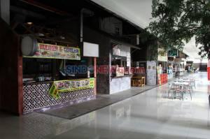 Pusat Perbelanjaan di Kota Bekasi Belum Sepenuhnya Beroperasi