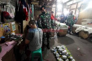 Pedagang Pasar Induk Kramatjati Minim Kesadaran Bahaya Covid-19