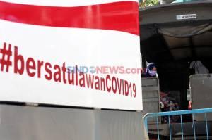 Reaktif Covid-19, Puluhan Warga Surabaya Dikarantina