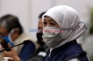 Gubernur Khofifah Ajak Penyintas Covid-19 Donor Plasma Darah