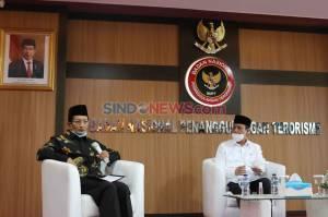 Imam Besar Masjid Istiqlal Bicara Virus Radikalisme di FGD BNPT