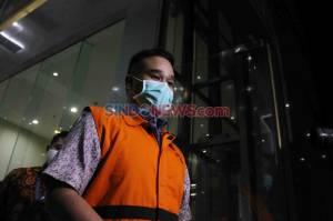 Rezky Herbiyono Jalani Pemeriksaan Perdana di KPK