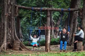 Taman Tomang, Alternatif Berwisata Murah di Pusat Kota
