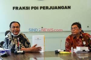 Fraksi PDIP Buka Suara Terkait Pencopotan Rieke Sebagai Baleg DPR