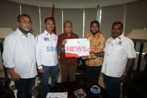 Perindo Resmi Usung Ali Ibrahim-Yohanis Untuk Majukan Teluk Bintuni