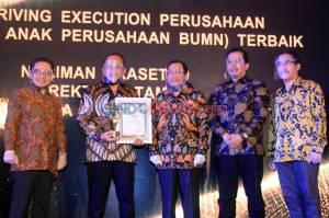 BUMN Track Nobatkan Nariman Prasetyo Sebagai CEO Driving Execution Terbaik