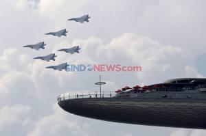 Peringatan Hari Kemerdekaan Singapura di Tengah Pandemi Covid-19
