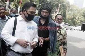 Musisi Anji Jalani Pemeriksaan di Polda Metro Jaya Terkait Dugaan Penyebaran Hoaks