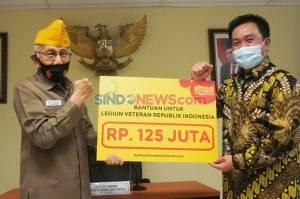 Indosat Ooredoo Peduli Veteran di Tengah Pandemi