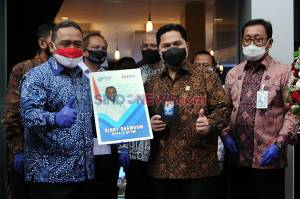 Kementerian BUMN dan BP2MI Jalin Kerja Sama Perlindungan Pekerja Migran Indonesia