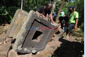Klaten Heritage Community Bersihkan Candi Tibayan