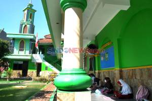 Bantu Siswa Ikuti PJJ, Masjid Al-Muhajirin Kota Bogor Sediakan Internet Gratis