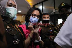 Terkait Djoko Tjandra, Pinangki Jalani Pemeriksaan di Kejagung