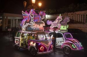 Wisata Malam Yogyakarta Kembali Ramai