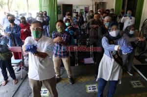 Keseruan Hari Pelanggan Nasional di BPJamsostek Surabaya Tanjung Perak