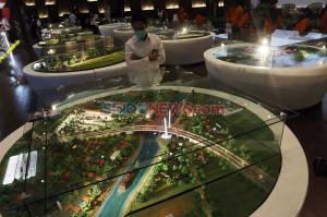 Kementerian PUPR Gelar Pameran Miniatur 11 Jembatan Ikonik Indonesia