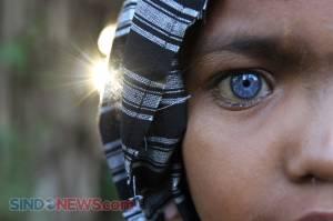 Si Mata Biru dari Suku Buton