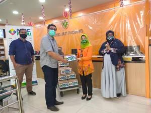 MNC Peduli Salurkan Makanan dan Minuman Ringan Ke Sejumlah RSUD di Jakarta Selatan
