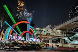 Membingkai Jakarta Lewat Genggaman Realme 7