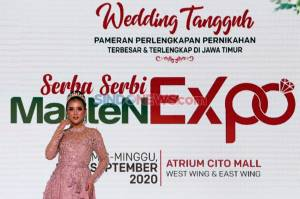 Wedding Tangguh, Serba Serbi Manten Expo di Tengah Pandemi Covid-19