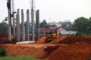 Progres Jalan Tol Cengkareng-Batuceper-Kunciran Capai 86 Persen